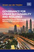 Cover Governance for Urban Sustainability and Resilience