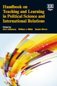 Cover Handbook on Teaching and Learning in Political Science and International Relations