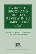 Cover Evidence, Proof and Judicial Review in EU Competition Law