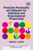 Cover Proactive Personality and Behavior for Individual and Organizational Productivity