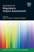 Cover Handbook of Regulatory Impact Assessment