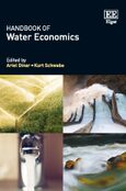 Cover Handbook of Water Economics