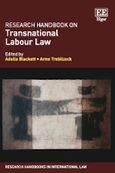 Cover Research Handbook on Transnational Labour Law