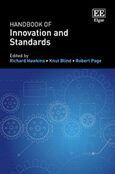 Cover Handbook of Innovation and Standards