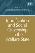 Cover Juridification and Social Citizenship in the Welfare State