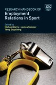 Cover Research Handbook of Employment Relations in Sport