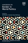 Cover Handbook on Gender in World Politics