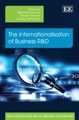 Cover The Internationalisation of Business R & D