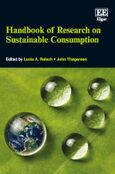 Cover Handbook of Research on Sustainable Consumption