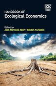Cover Handbook of Ecological Economics