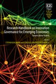 Cover Research Handbook on Innovation Governance for Emerging Economies