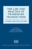Cover The Law and Practice of Trademark Transactions