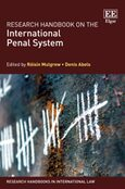 Cover Research Handbook on the International Penal System