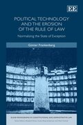 Cover Political Technology and the Erosion of the Rule of Law