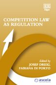 Cover Competition Law as Regulation