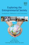 Cover Exploring the Entrepreneurial Society