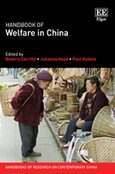 Cover Handbook of Welfare in China