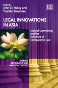 Cover Legal Innovations in Asia