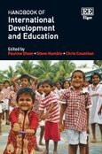 Cover Handbook of International Development and Education