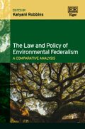 Cover The Law and Policy of Environmental Federalism
