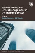 Cover Research Handbook on Crisis Management in the Banking Sector