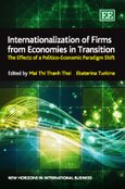Cover Internationalization of Firms from Economies in Transition