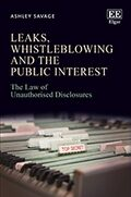 Cover Leaks, Whistleblowing and the Public Interest