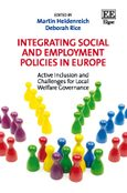 Cover Integrating Social and Employment Policies in Europe