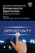 Cover Research Handbook on Entrepreneurial Opportunities
