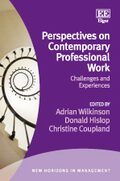 Cover Perspectives on Contemporary Professional Work