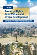 Cover Property Rights, Land Values and Urban Development
