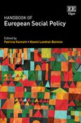 Cover Handbook of European Social Policy