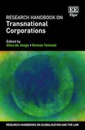 Research Handbook on Transnational Corporations