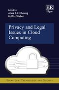 Privacy and Legal Issues in Cloud Computing