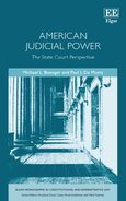 Cover American Judicial Power