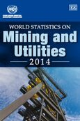 Cover World Statistics on Mining and Utilities 2014
