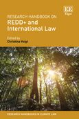 Cover Research Handbook on REDD-Plus and International Law