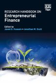 Cover Research Handbook on Entrepreneurial Finance