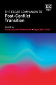 Cover The Elgar Companion to Post-Conflict Transition