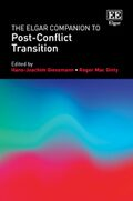 The Elgar Companion to Post-Conflict Transition