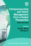 Cover Entrepreneurship and Talent Management from a Global Perspective