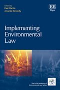 Cover Implementing Environmental Law