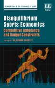 Cover Disequilibrium Sports Economics