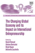 Cover The Changing Global Economy and its Impact on International Entrepreneurship