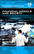 Cover Financial Models and Society