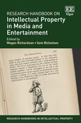 Cover Research Handbook on Intellectual Property in Media and Entertainment