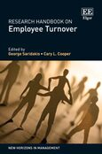 Cover Research Handbook on Employee Turnover