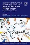 Cover Handbook of Qualitative Research Methods on Human Resource Management