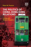 Cover The Politics of China–Hong Kong Relations