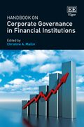 Cover Handbook on Corporate Governance in Financial Institutions